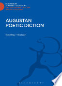 Augustan Poetic Diction
