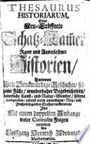 Thesaurus historiarum