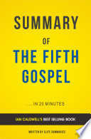 The Fifth Gospel: by Ian Caldwell | Summary & Analysis Branches Of Catholic Church Simon Is A