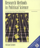 Research Methods in Political Science