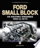 Ford Small Block V8 Racing Engines 1962 1970