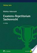 Habersack, Examens-Repetitorium Sachenrecht