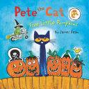 Pete The Cat Five Little Pumpkins Board Book
