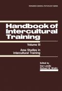 Handbook of Intercultural Training
