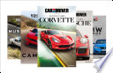 Iconic Cars  5 Book Bundle