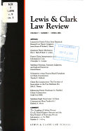Lewis   Clark Law Review