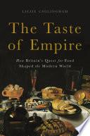 The Taste of Empire Book PDF