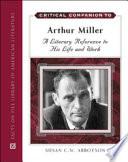 Critical Companion to Arthur Miller
