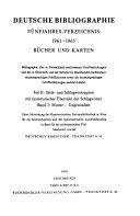 Deutsche Bibliographie