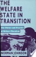 The Welfare State in Transition