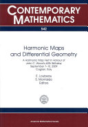 Harmonic Maps and Differential Geometry