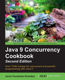 Java 9 Concurrency Cookbook Second Edition