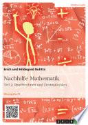 Nachhilfe Mathematik   Teil 2  Bruchrechnen und Dezimalzahlen