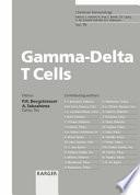 Gamma delta T Cells