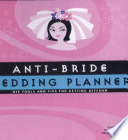 Anti Bride Wedding Planner