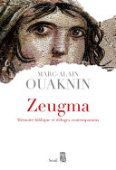 Zeugma. Mémoire biblique et déluges contemporains
