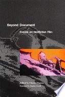 Beyond Document