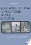 Non Agricultural Applications of Soil Surveys