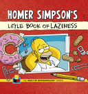 Homer Simpson s Little Book of Laziness