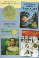 A Collection of 3 Newbery Medal Winners