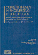 Current themes in engineering technologies
