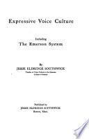 Expressive Voice Culture