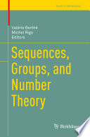 Sequences  Groups  and Number Theory