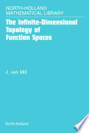 The Infinite Dimensional Topology of Function Spaces