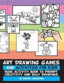 Art Drawing Games and Activities for Kids
