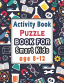 Puzzle Books for Smart Kids Age 8-12