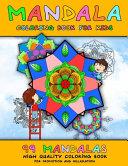 Mandala Coloring Book For Kids : kids? this high quality mandala coloring book for...