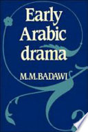 Early Arabic Drama