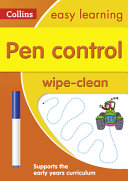 Pen Control Wipe Clean