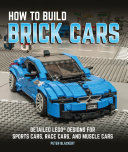 How to Build Brick Cars Book