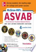 McGraw Hill s ASVAB  3rd Edition