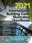 2021 International Building Code Illustrated Handbook