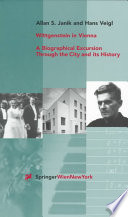 WITTGENSTEIN IN VIENNA. The Places He His Family And Those With