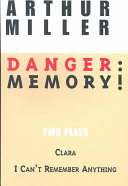 Danger, Memory! : i can't remember anything and...