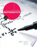 New Syllabus Additional Mathematics Textbook book