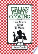Italian Family Cooking
