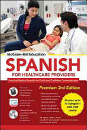Mcgraw Hill Education Spanish For Healthcare Providers Premium 3rd Edition