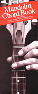Mandolin Chord Book Book Cover
