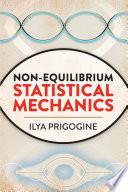 Non Equilibrium Statistical Mechanics