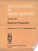 Encyclopaedia Of Indian Medicine Historical Perspective