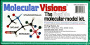 Molecular Visions  Organic  Inorganic  Organometallic  Molecular Model Kit  1 by Darling Models to accompany Organic Chemistry