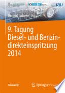 9. Tagung Diesel- und Benzindirekteinspritzung 2014