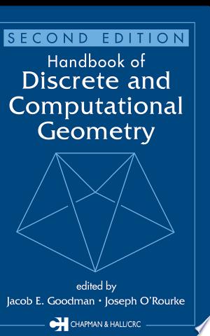 Handbook of Discrete and Computational Geometry, Second Edition - ISBN:9781420035315