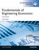 Fundamentals of Engineering Economics