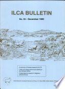 ILCA Bulletin: No. 35 - December 1989