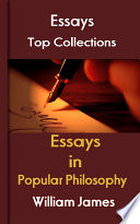 Essays In Popular Philosophy : by the students devoted to...